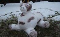 sněhukráva Martina Soukupa #1