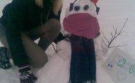 sněhukráva Renaty Výletové #1